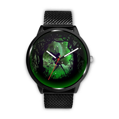 Fairy Paradise Watch Watch Mens 40mm Metal Mesh