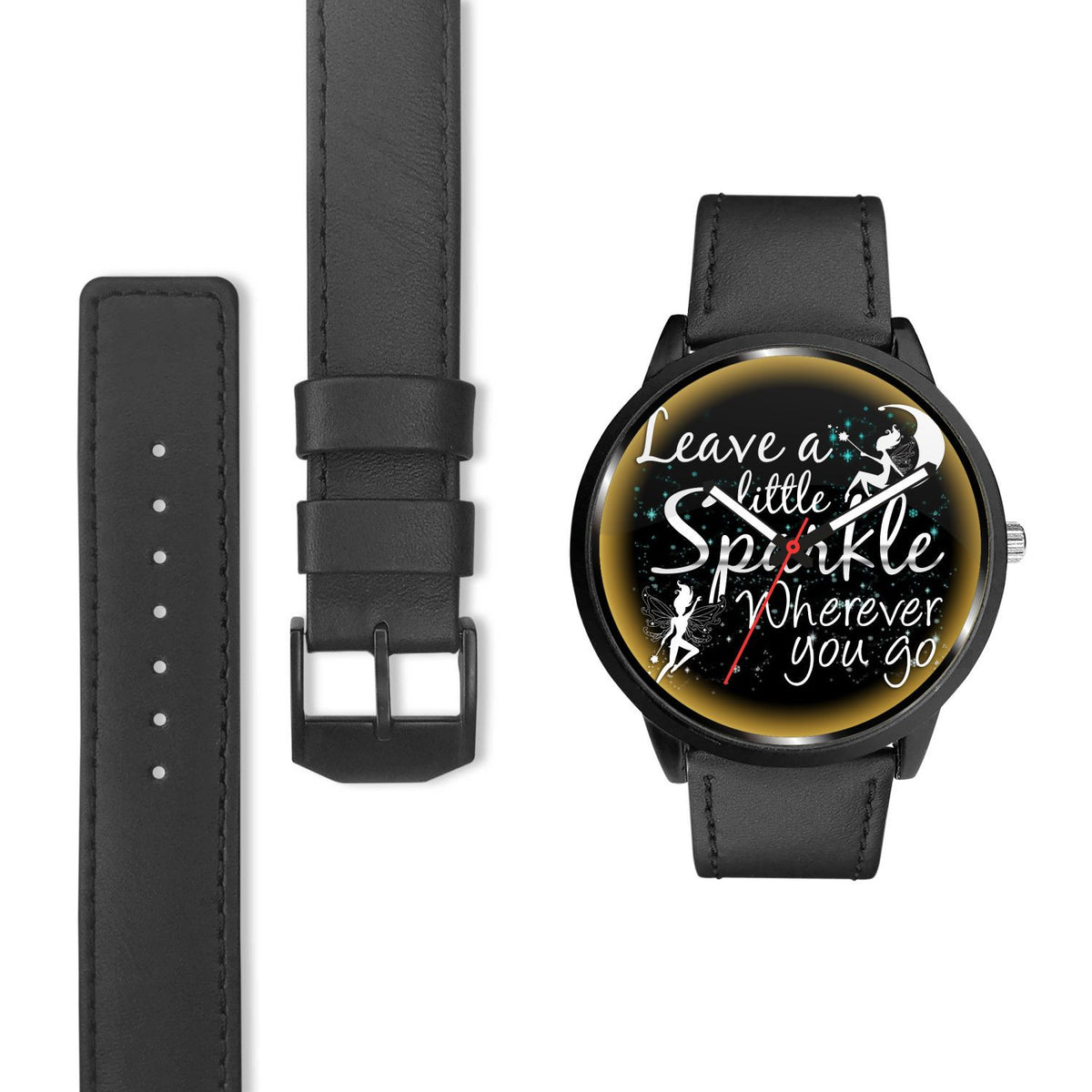 Leave A Little Sparkle Fairy Watch Watch