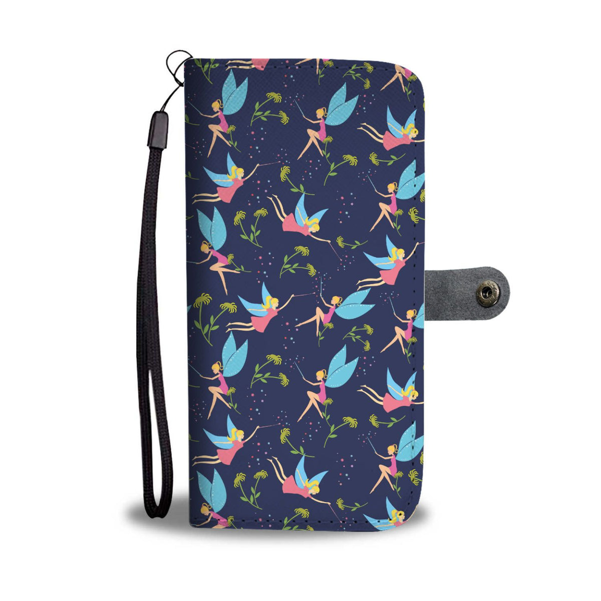 Fairy Phone Case Wallet Wallet Case