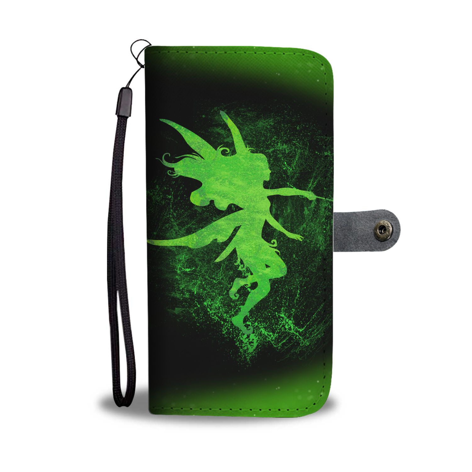 Fairy Art Phone Wallet Wallet Case