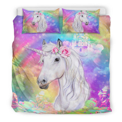 Unicorn Dreamland Bed Set Bed Sets US King