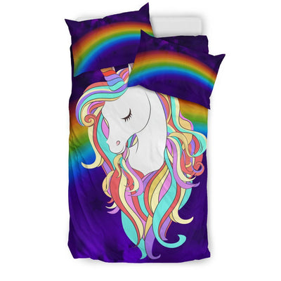 Magical Unicorn Bed Set Bed Sets US Twin