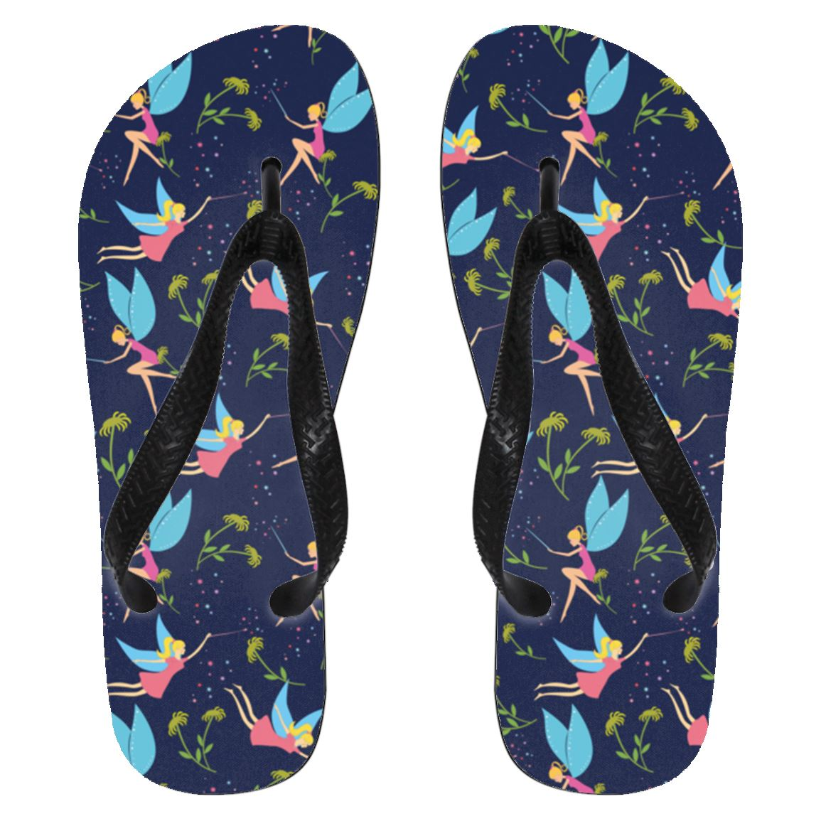 Fairy Flip Flops Apparel Small