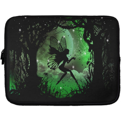 Fairy Laptop Sleeve Apparel Laptop Sleeve - 13 inch Black One Size