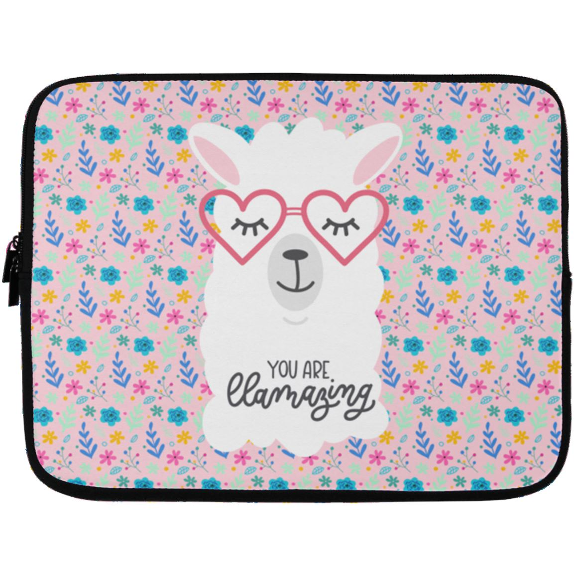 You Are Llamazing Llama Laptop Case Sleeve llama Accessories 13 inch