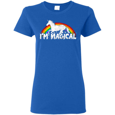 I'm Magical Ladies' T-Shirt Apparel Royal S
