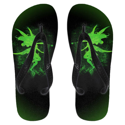 Fairy Art Flip Flops Apparel Small