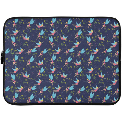 Fairy Fantasy Laptop Sleeve Apparel Laptop Sleeve - 15 Inch White One Size