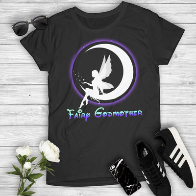Fairy Godmother Ladies T-Shirt T-Shirts