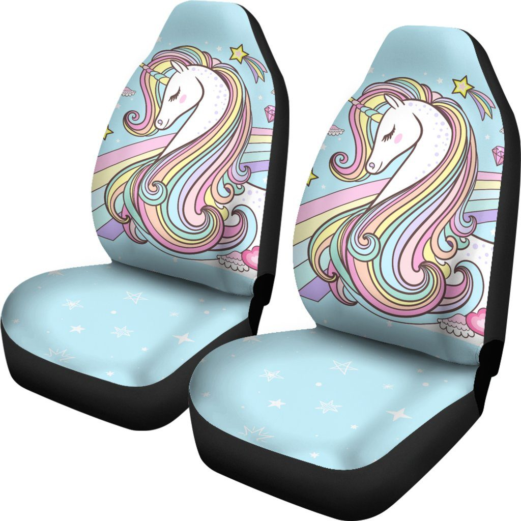Unicorn Forever Car Seat Covers Car Accessories