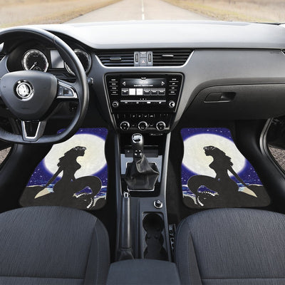 Mermaid Moon Car Floor Mats Mermaid Car Accessories