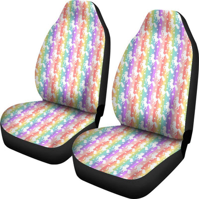 Unicorns and Rainbows Car Seat Covers Car Accessories