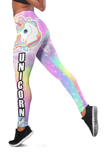 Unicorn Sparkle Women's Leggings - Express Delivery