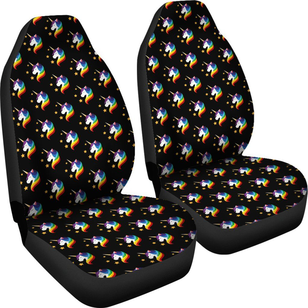 Unicorn Star Car Seat Covers Car Accessories