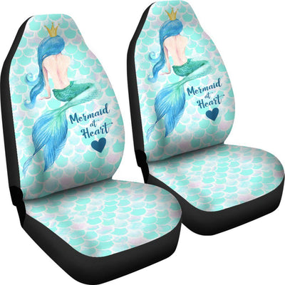 Mermaid At Heart Car Seat Covers Mermaid Car Accessories