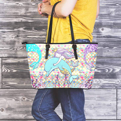 Mermaid Euphoria Shoulder Bag Mermaid Purses
