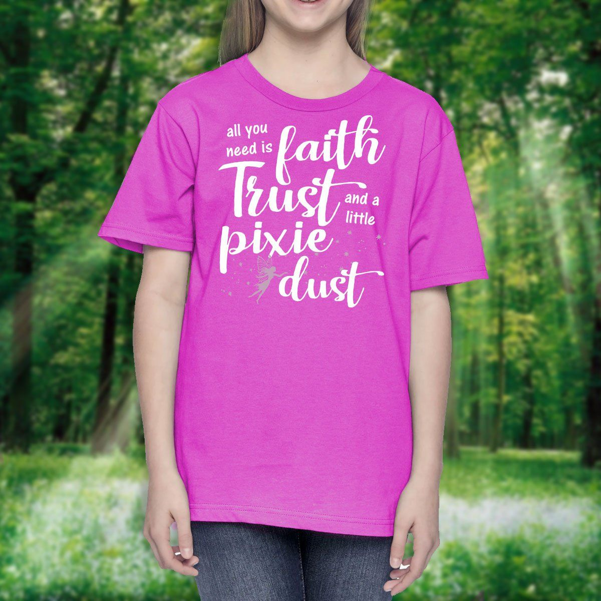 Pixie Dust Youth T-Shirt T-Shirts