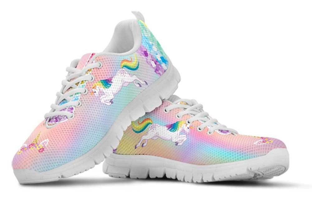 Rainbow Unicorn Sneakers sneakers Women's 5 (EU35)