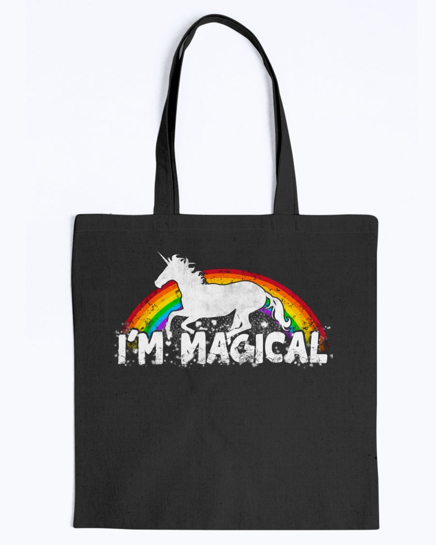 I'm Magical Unicorn Tote Bag