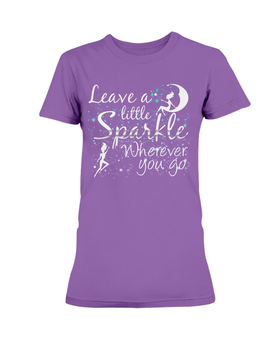 Leave A Little Sparkle Fairy Women's T-Shirt