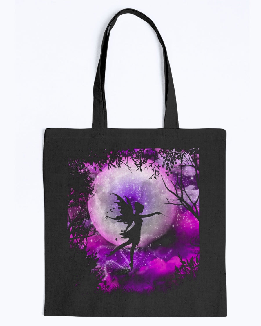 Fairy Moon Tote Bag
