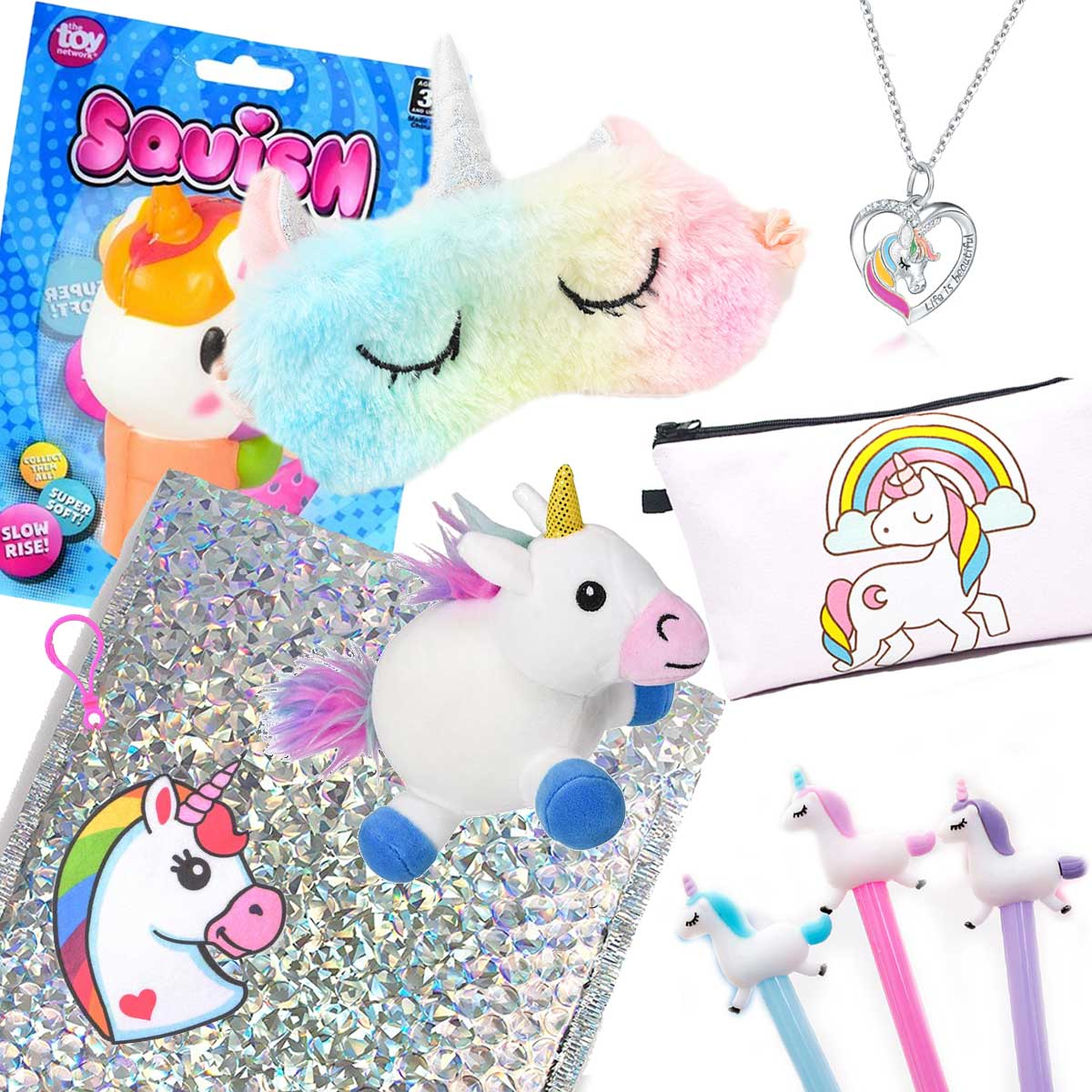 Unicorn Glam Bag