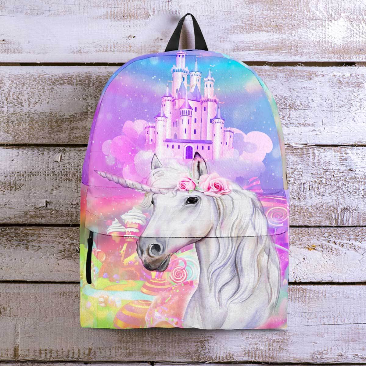 Unicorn Dreamland Backpack Unicorn Backpacks
