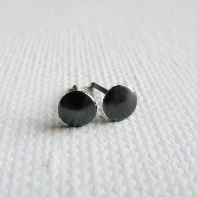 Dot Sterling Silver Studs Earrings