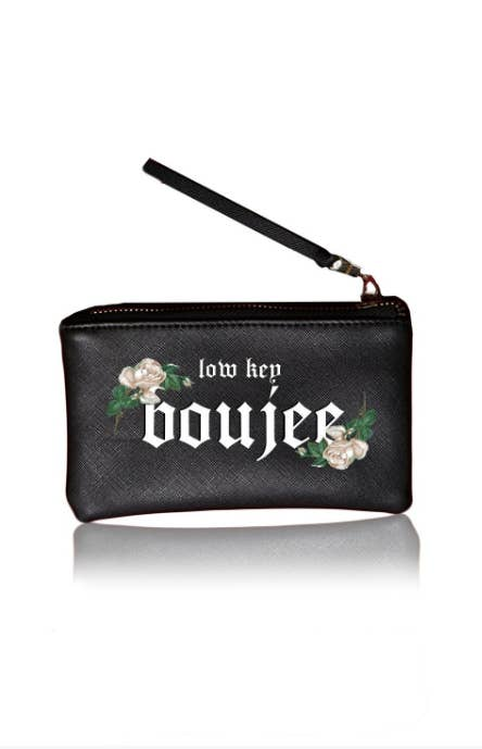 Mother's Day ''Low Key Boujee'' Pouch
