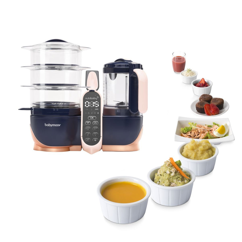 Duo Meal Station XL- Baby Moov