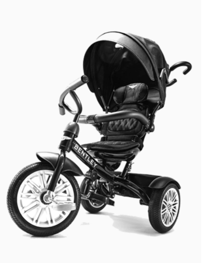 The Bentley 6-in-1 Stroller Trike