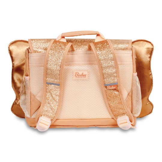 Sparkalicious Gold Butterfly Backpack
