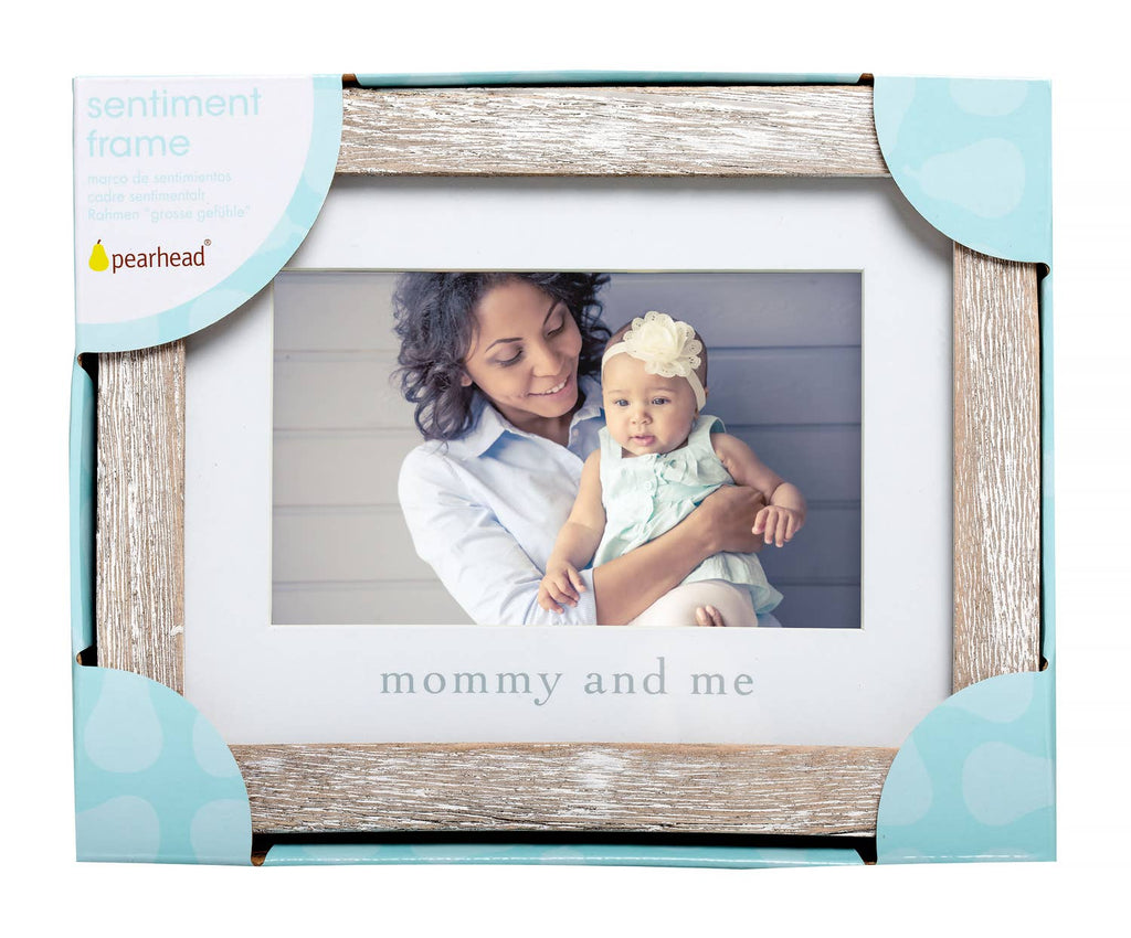 Mommy & Me Picture Frame