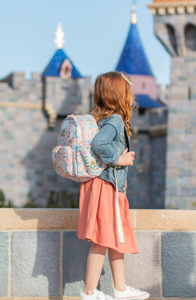 Petunia Pickle Bottom- Mini Cinderella Backpack