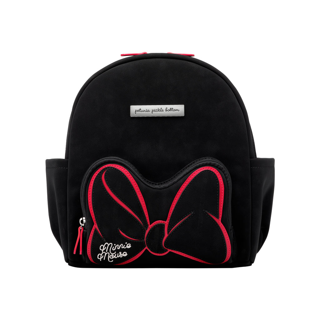 Mini Backpack - Signature Minnie Mouse