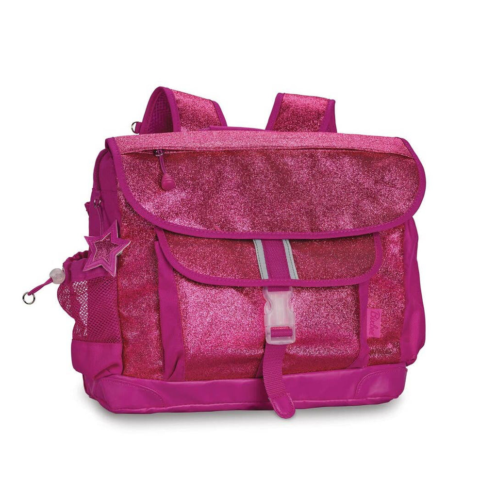 Glitter Ruby Red Backpack