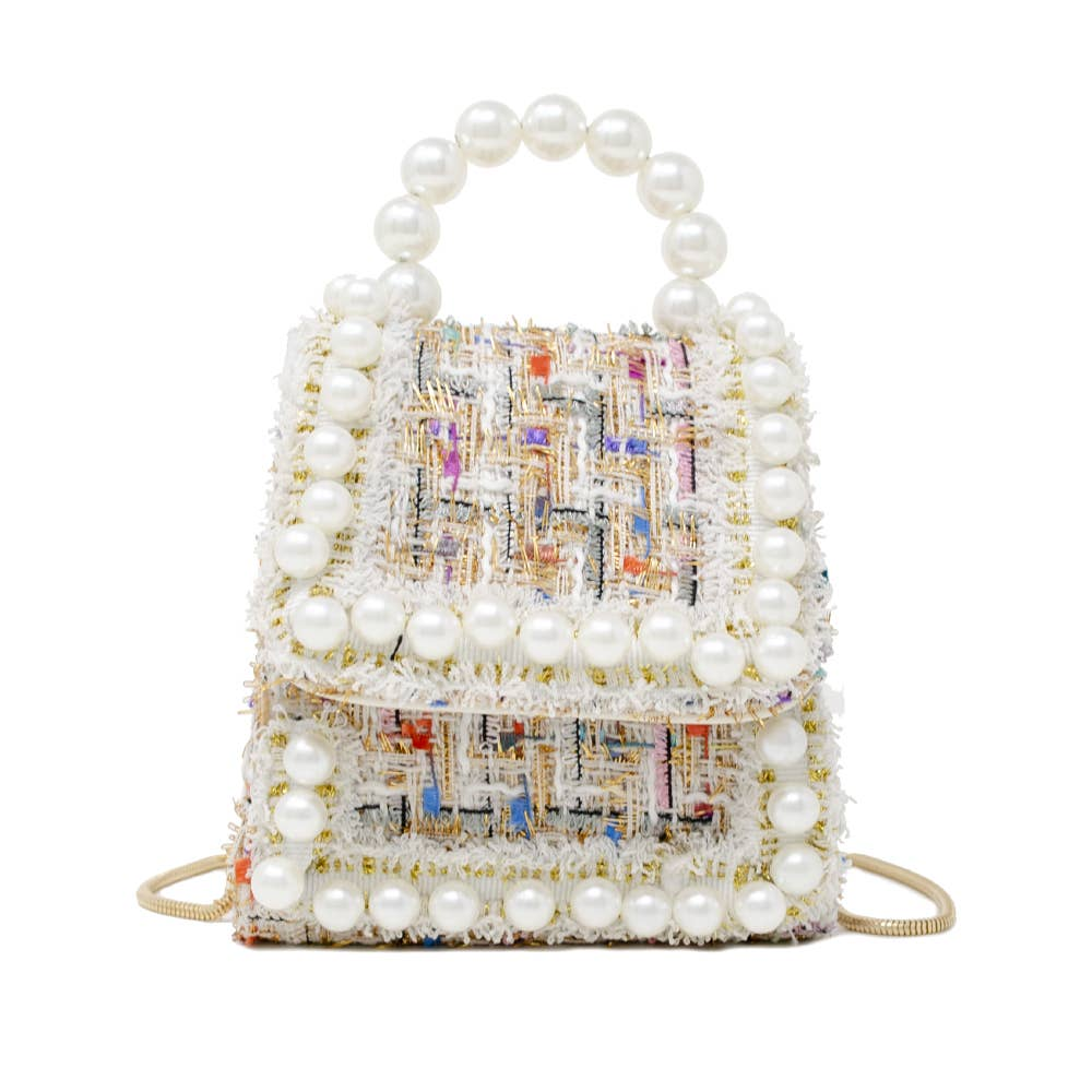 Pearls Handbag