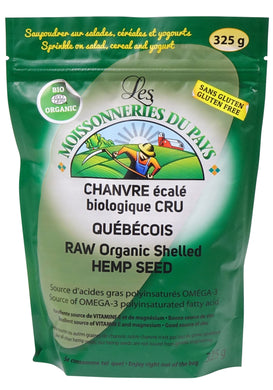 Certified Organic hemp seeds