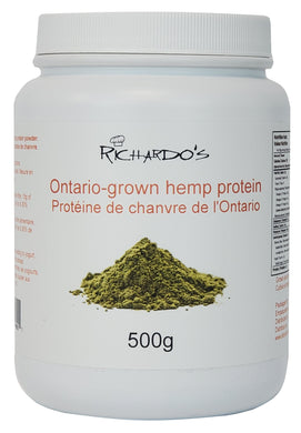 Ontario-grown Hemp Protein
