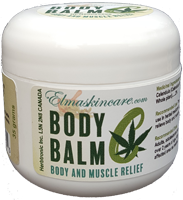Elma Body Balm C - Body & Muscle Relief