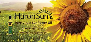 Certified Organic pure virgin sunflower oil 500ml