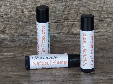 Hemp Lip Protector, Grapefruit