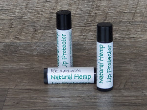 Hemp Lip Protector, Peppermint