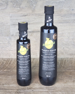 Styrian Gold Pumpkin Seed Oil