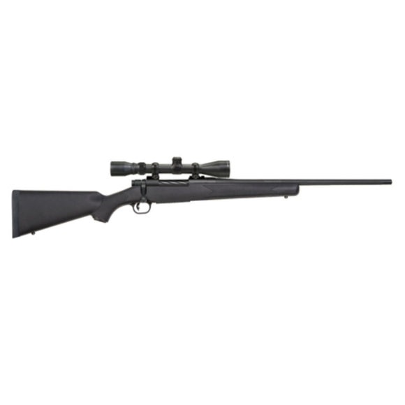 Mossberg Patriot with scope [.270 WIN]