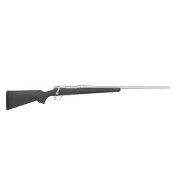 Remington M700 , stainless bull barrel, molded stock [.308 WIN]