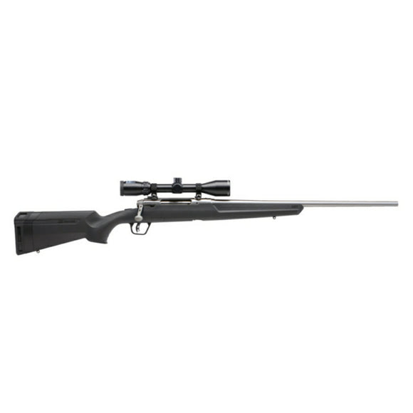 Savage Arms Axis, stainless with scope [.30-06]