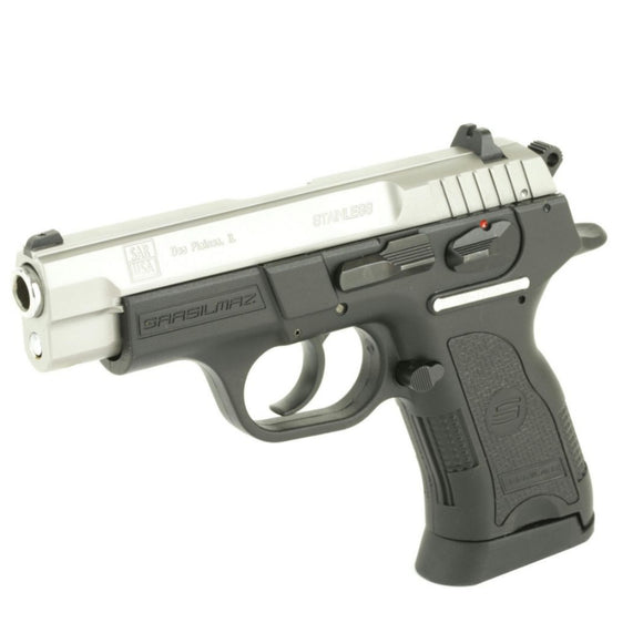 SAR B6C, stainless [9mm]