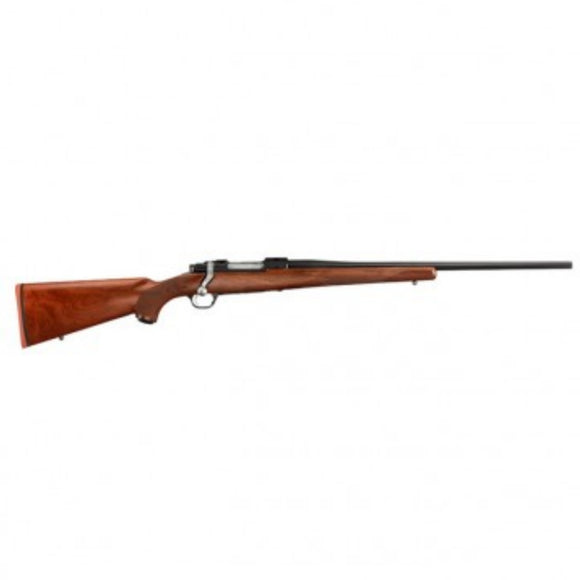 Ruger M77 blued with walnut stock [.308 WIN]