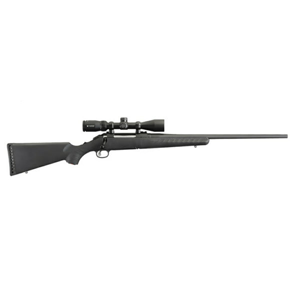 Ruger American with Vortex Crossfire scope [.243 WIN]